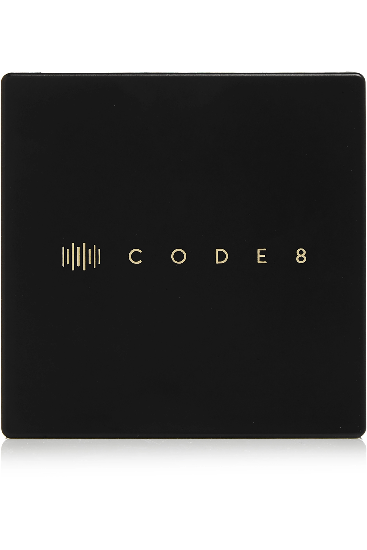 Code8 Matte Velour Powder - Medium