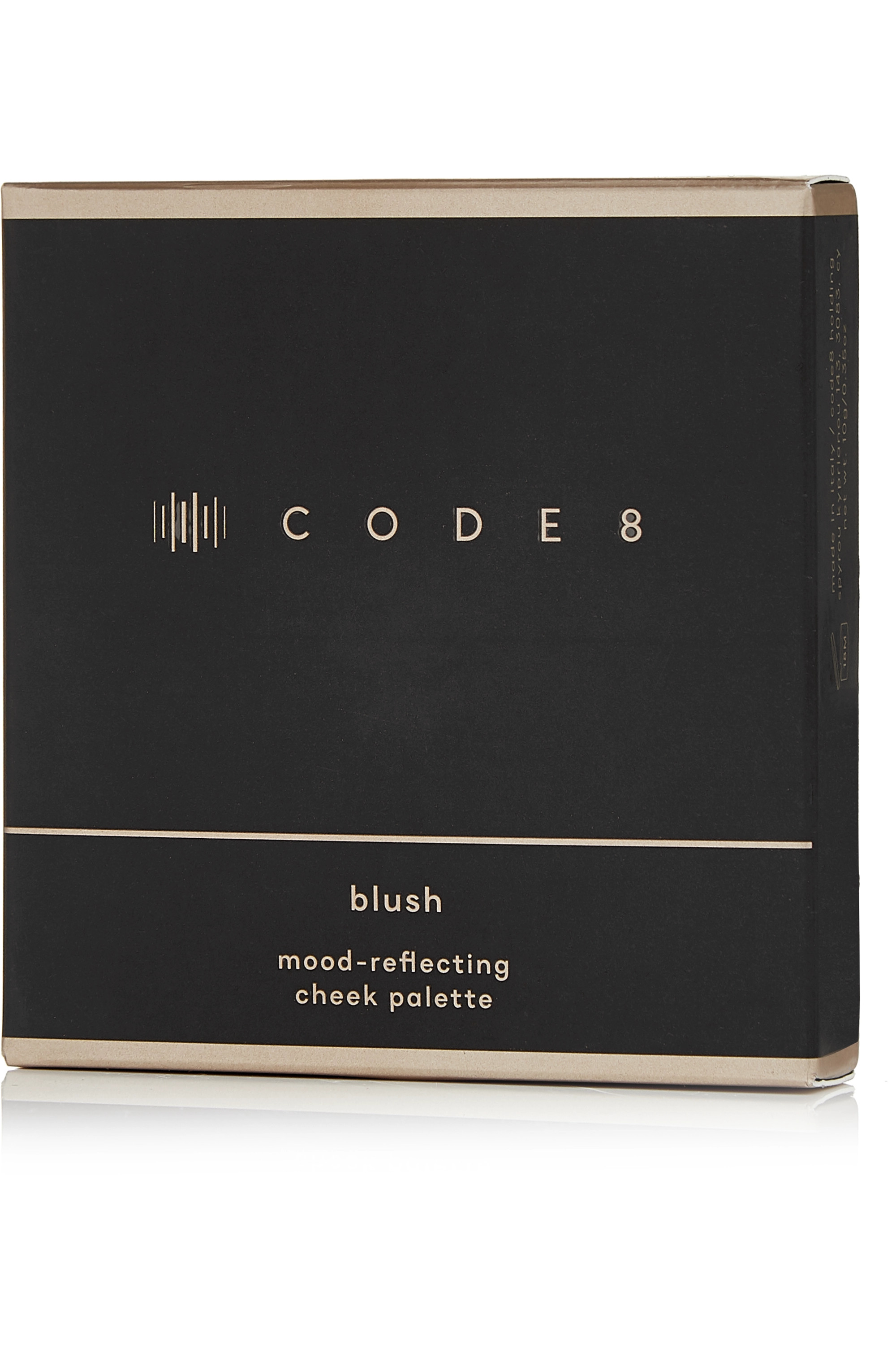 Code8 Palette de blush Mood Reflecting, Merlot