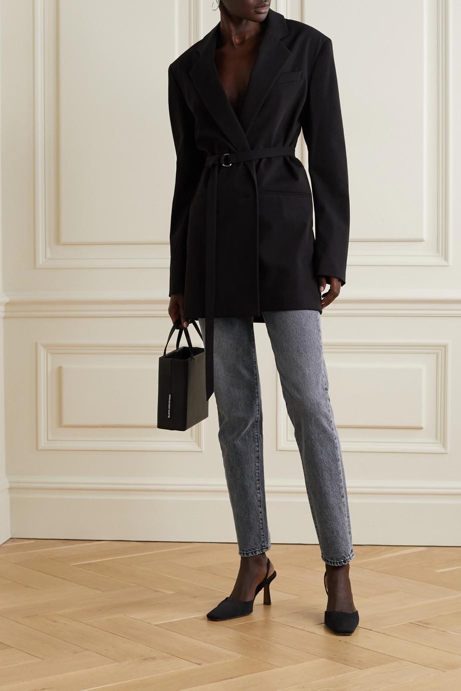SLVRLAKE Beatnik high-rise slim-leg jeans