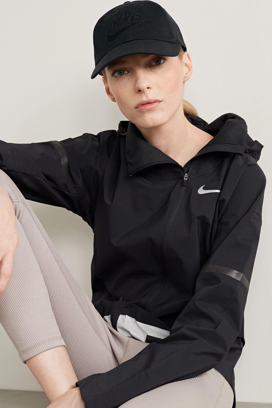 Nike Heritage86 appliquéd cotton-twill baseball cap