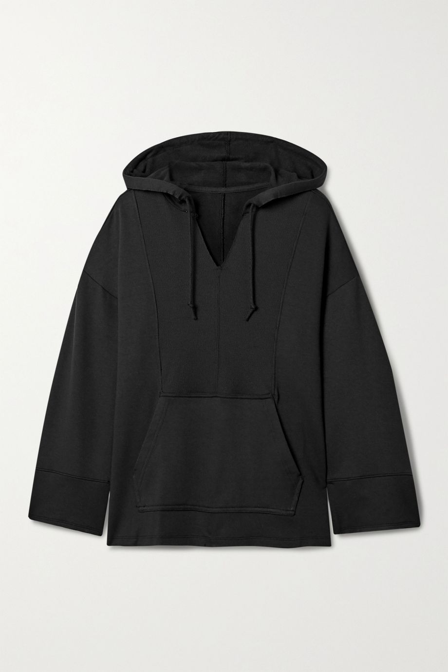 Nike Yoga Luxe stretch-jersey hoodie