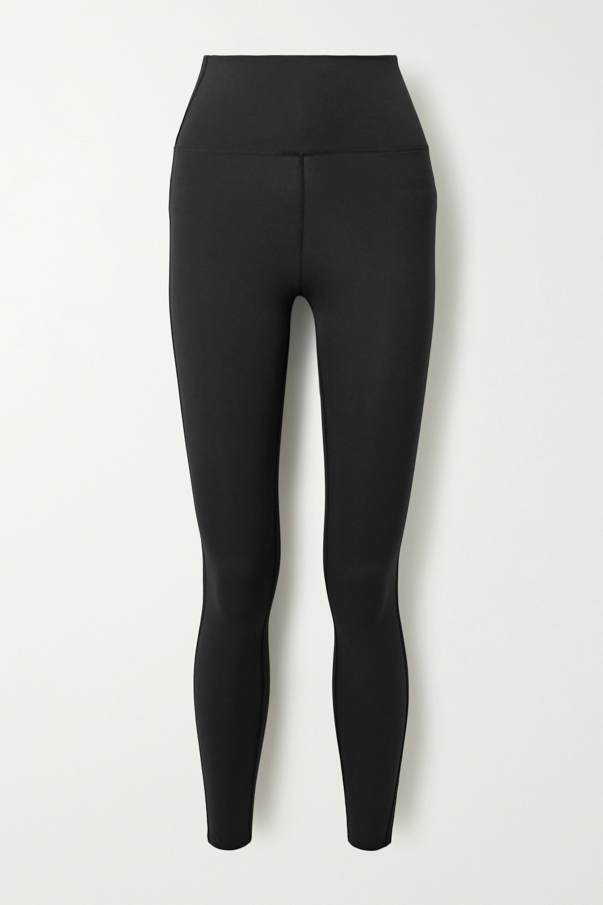 Black Yoga Luxe Dri Fit Stretch Leggings Nike Net A Porter