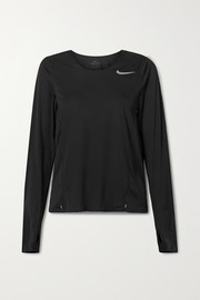 Nike City Sleek 印花 Dri-FIT 上衣