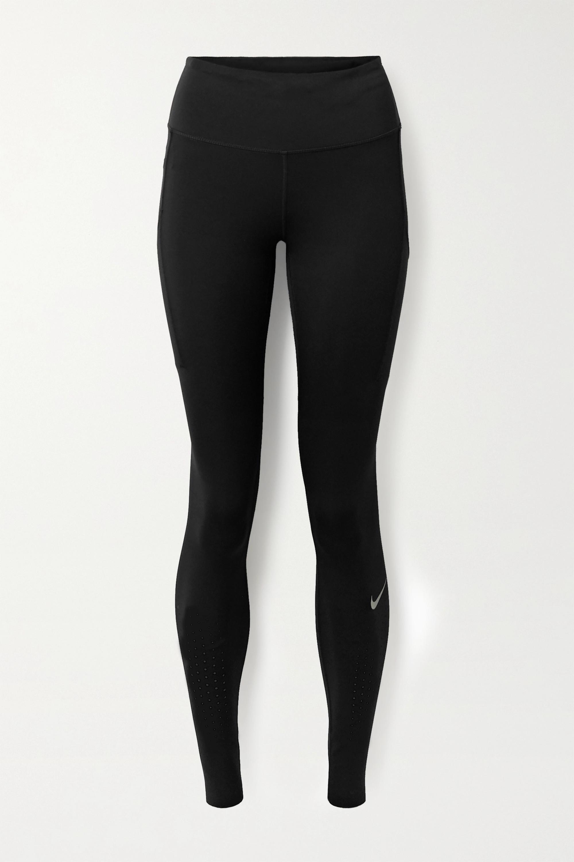 Nike Epic Lux perforierte Leggings aus Dri-FIT-Material