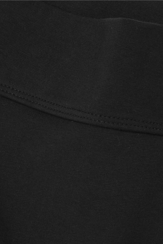 LÉ BUNS Bonni set of two stretch organic cotton thongs