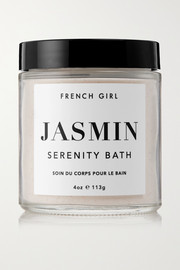 French Girl Organics Jasmin Serenity Bath, 113g