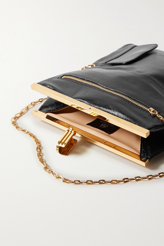 Bienen-Davis PM leather clutch