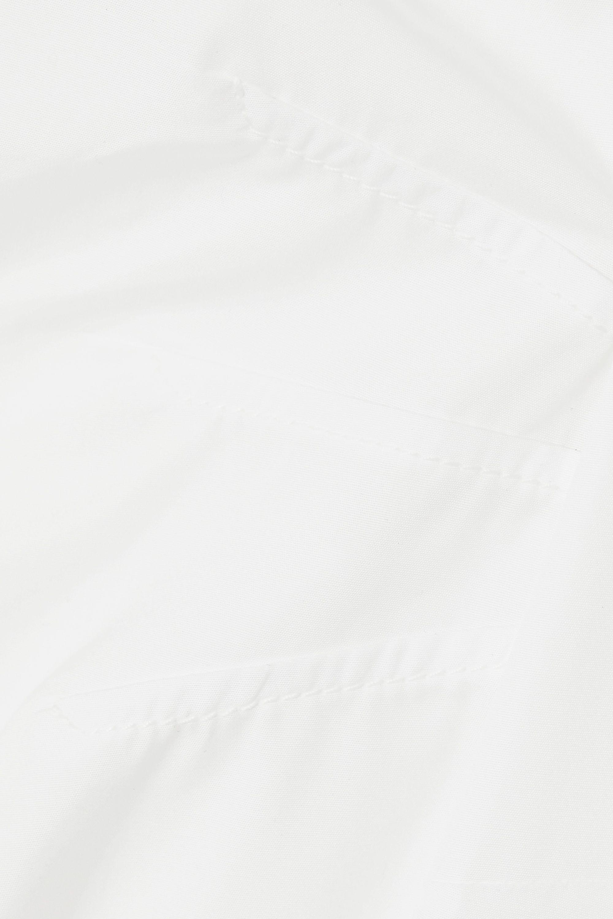 Alexander McQueen Cotton-poplin blouse