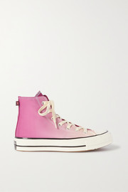 Chuck Taylor All Star 70 dégradé canvas high-top sneakers