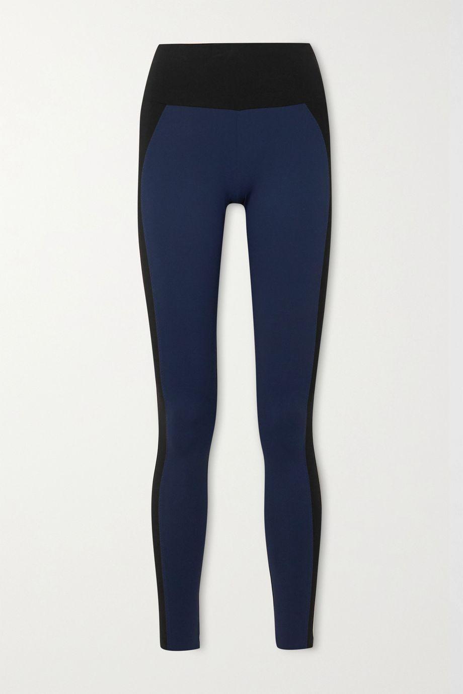 Ernest Leoty Perform paneled stretch leggings