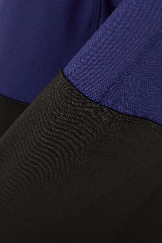 Ernest Leoty Ilona two-tone stretch bodysuit