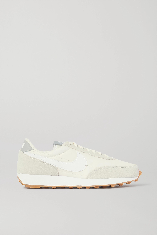 Nike Daybreak Sneakers aus Mesh und Veloursleder mit Kunstlederbesätzen