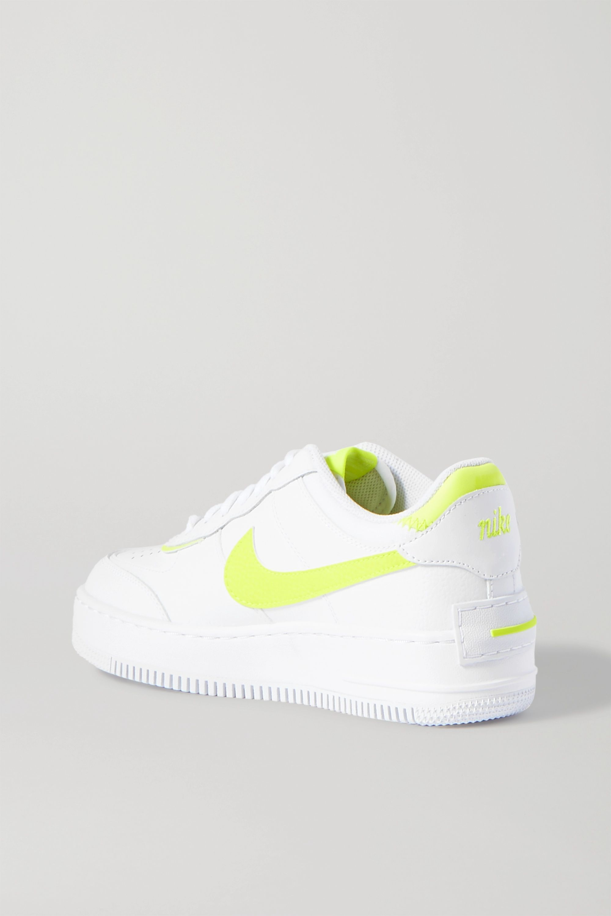nike air force 1 femme neon