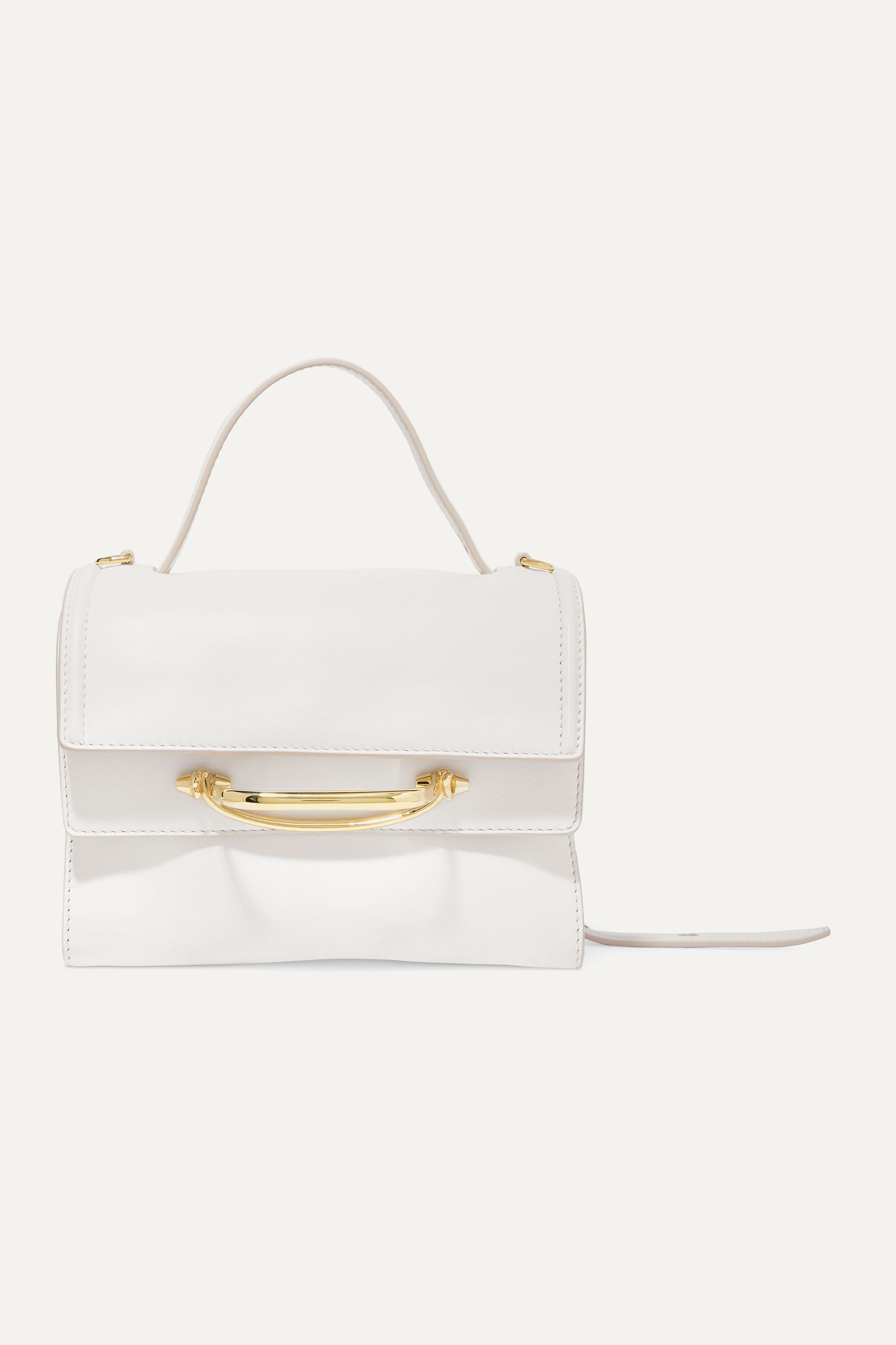 Alexander McQueen The Story small leather tote
