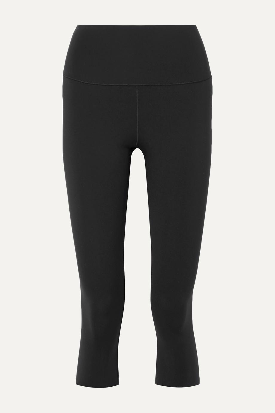 WONE Cropped stretch leggings