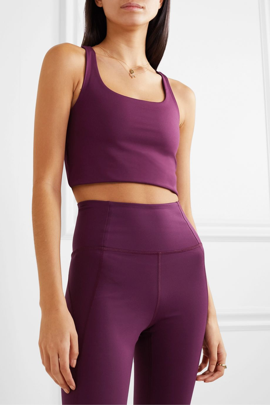 Girlfriend Collective Paloma stretch sports bra