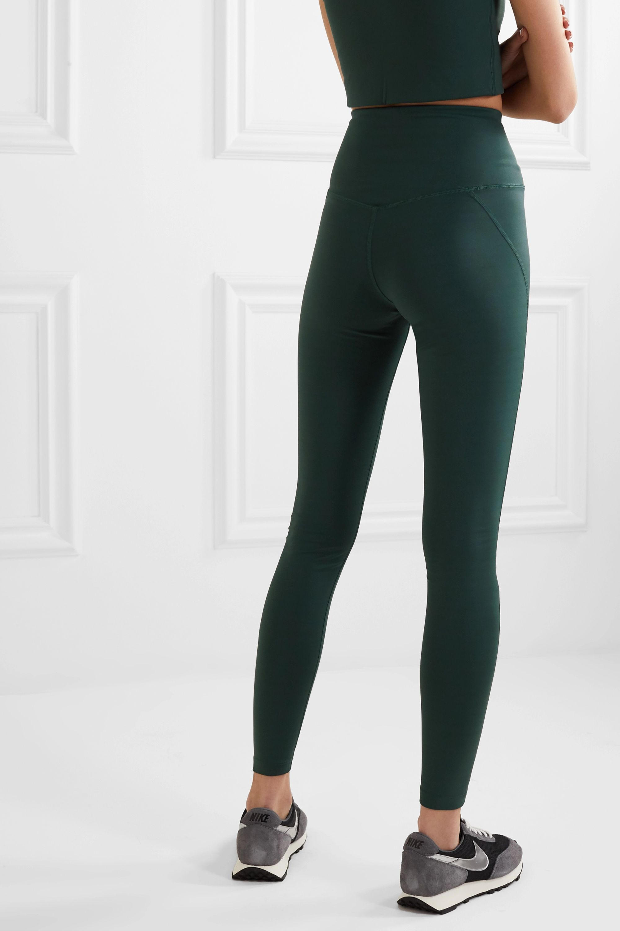 Girlfriend Collective Compressive stretch leggings