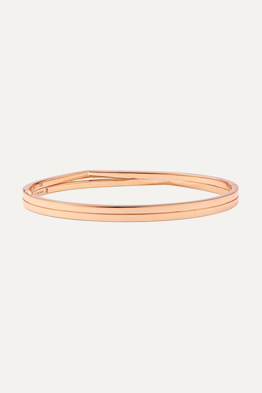 Repossi Bracelet en or rose 18 carats et diamants Antifer