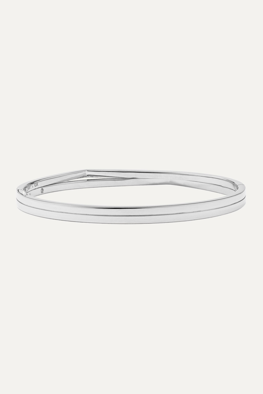 Repossi Antifer 18-karat white gold diamond bracelet