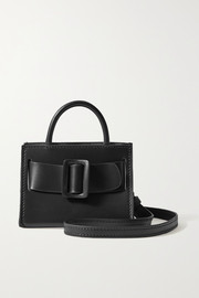 BOYY Bobby Charm buckled leather shoulder bag