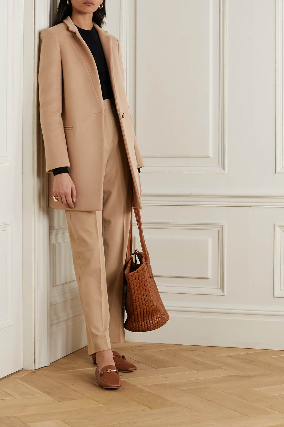 Stella McCartney Wool coat