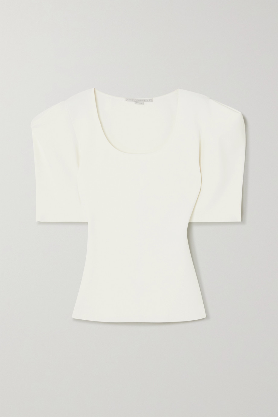 Stella McCartney Stretch-knit top