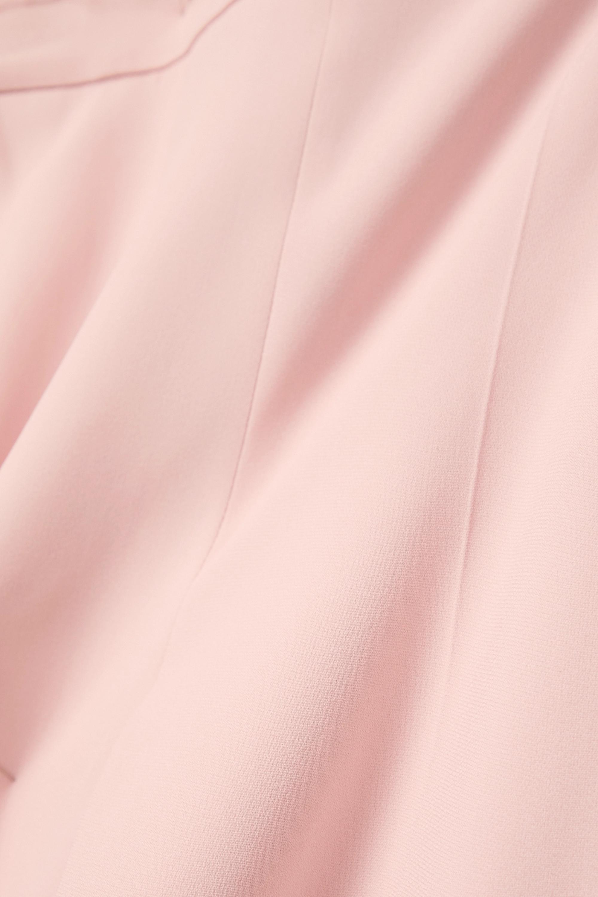 Stella McCartney + NET SUSTAIN Julia crepe track pants