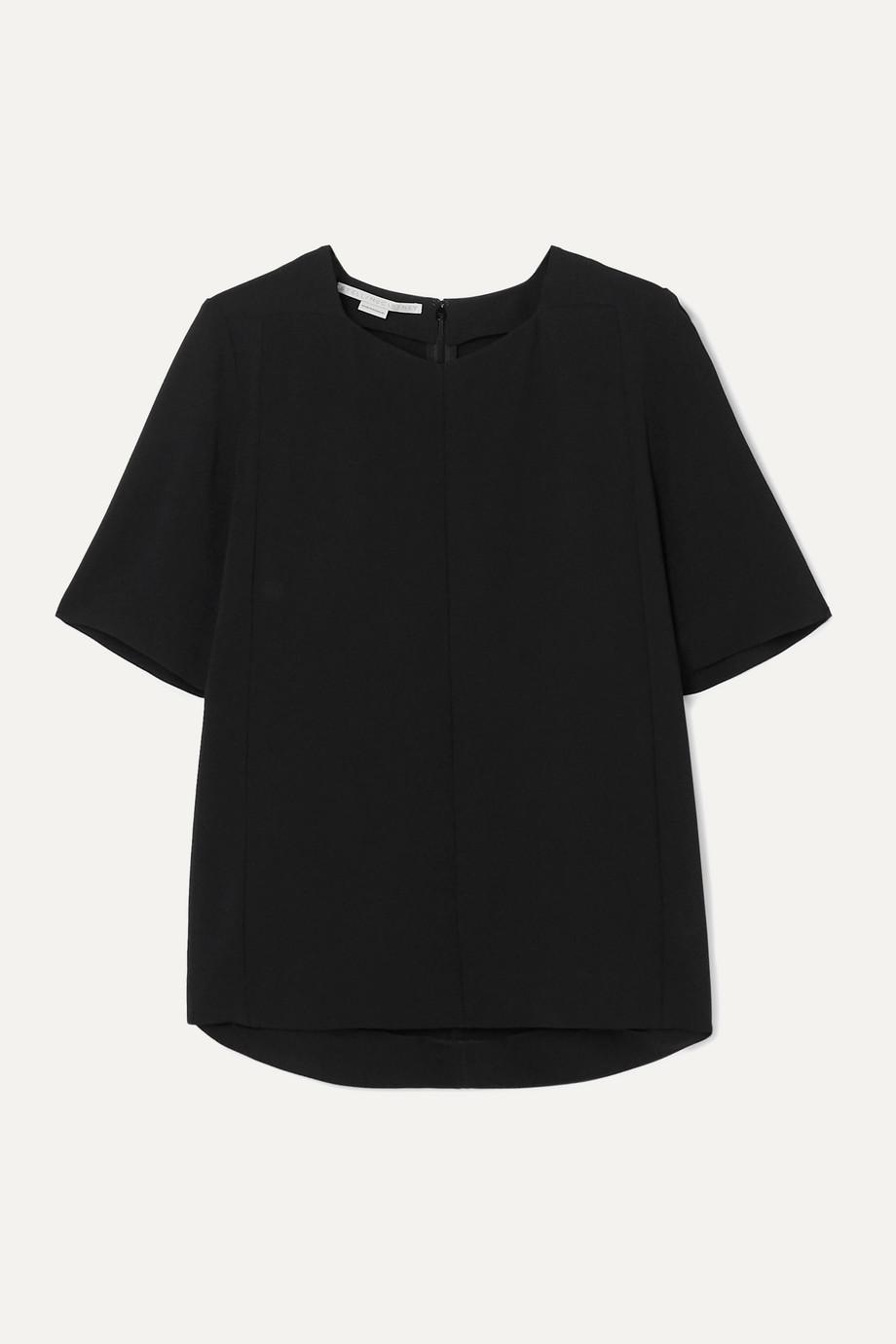 Stella McCartney + NET SUSTAIN cady blouse