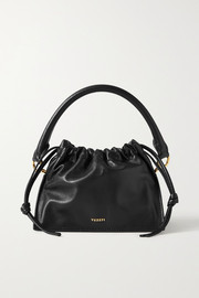 Bom mini leather tote