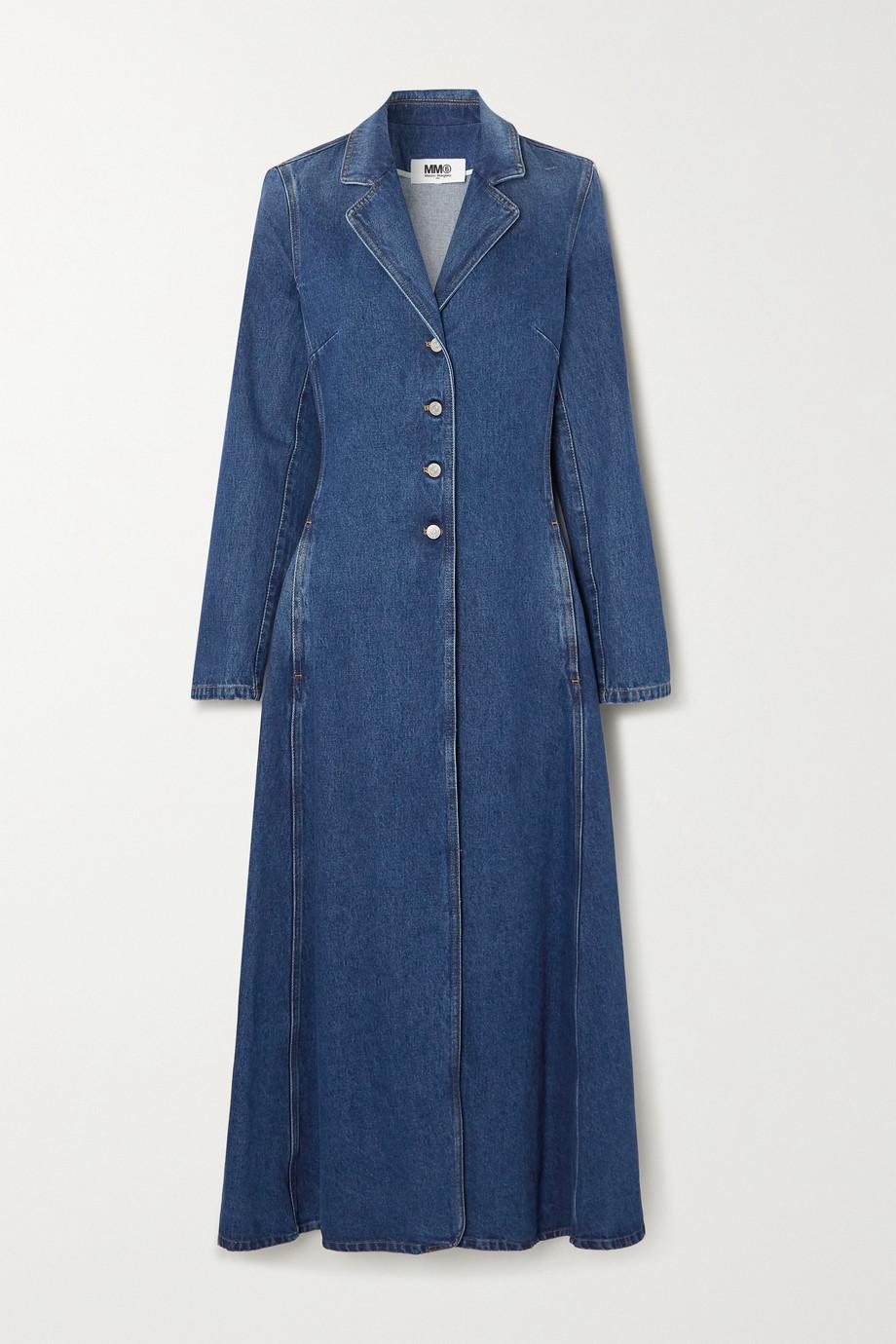 MM6 Maison Margiela Denim coat