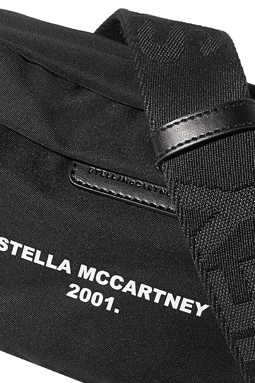 Stella McCartney Sac ceinture en tissu technique imprimé - NET SUSTAIN