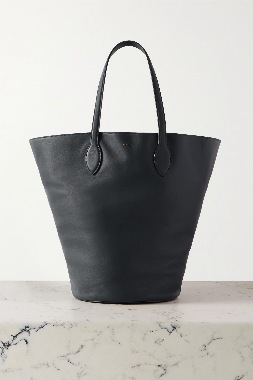 Khaite Circle medium leather tote