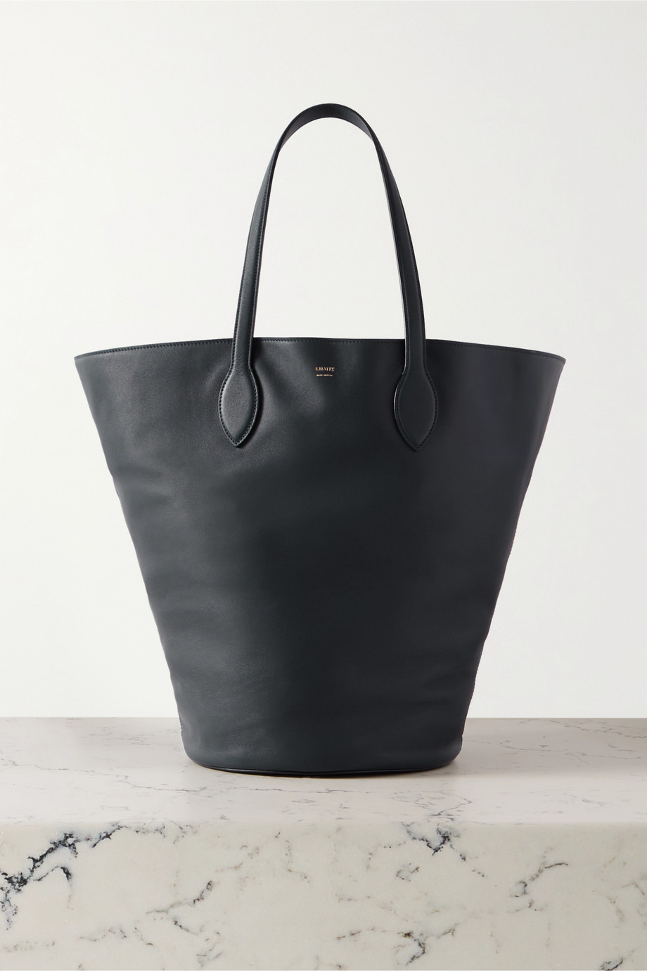 Khaite Circle medium leather tote