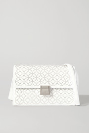 Alaïa Clara medium studded leather shoulder bag