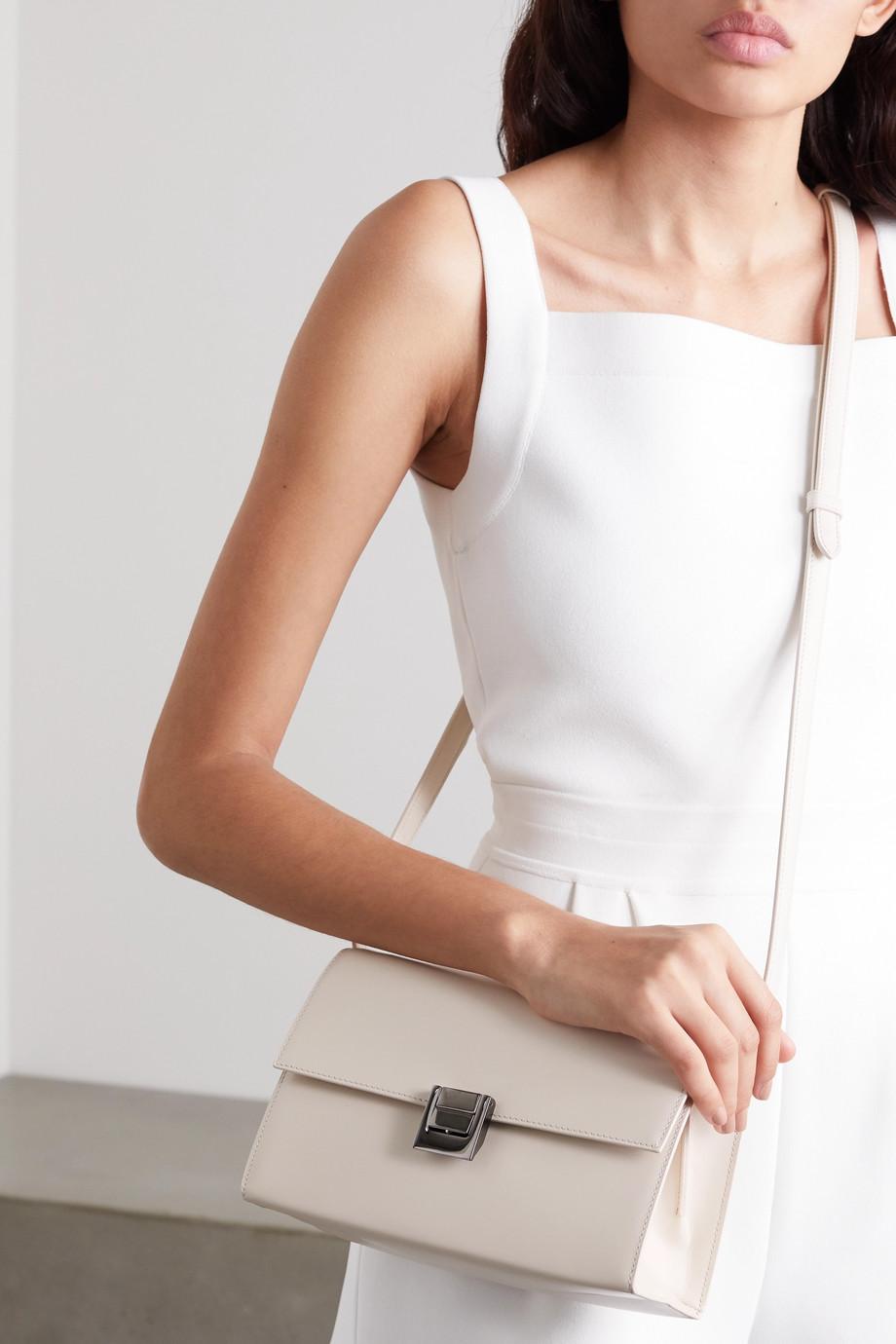 Alaïa Clara small leather shoulder bag