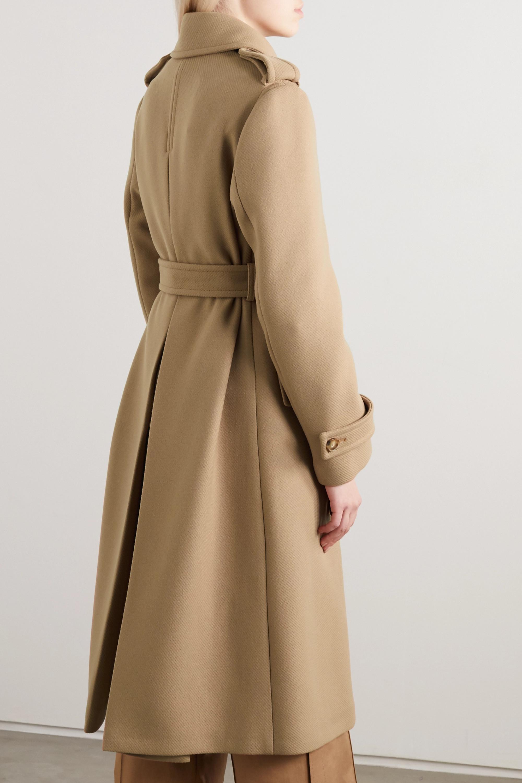 Stella McCartney Wool trench coat