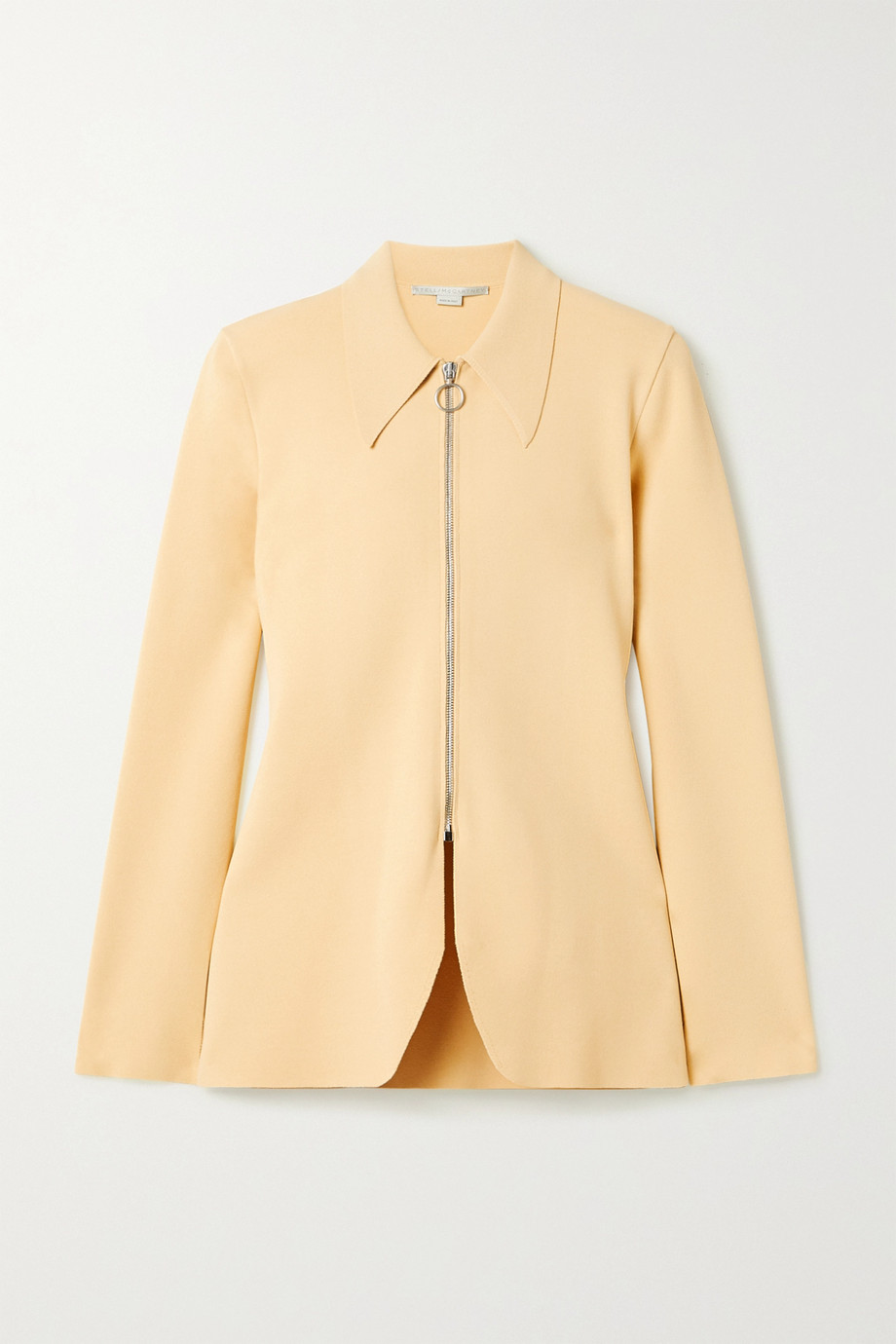 Stella McCartney Stretch-knit jacket