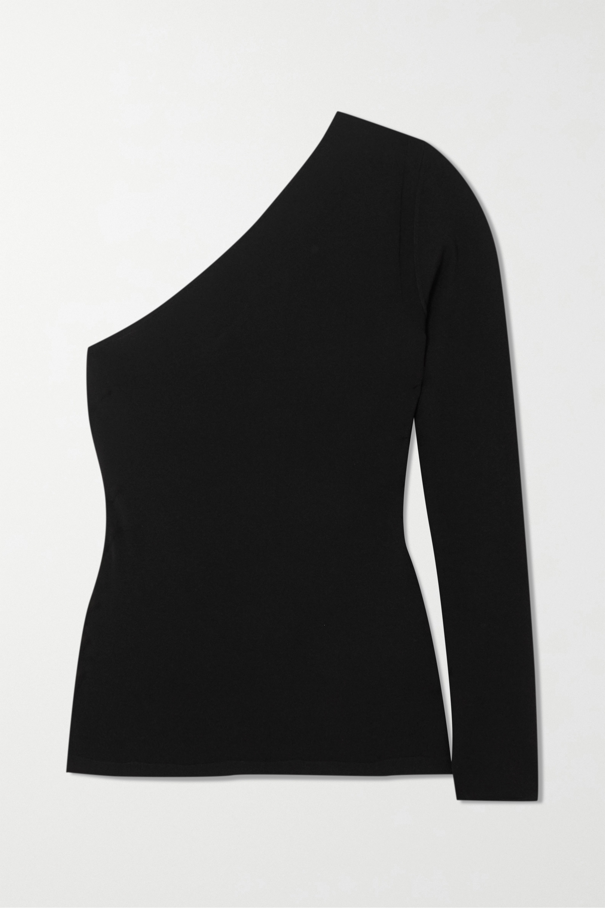 Stella McCartney One-sleeve knitted sweater