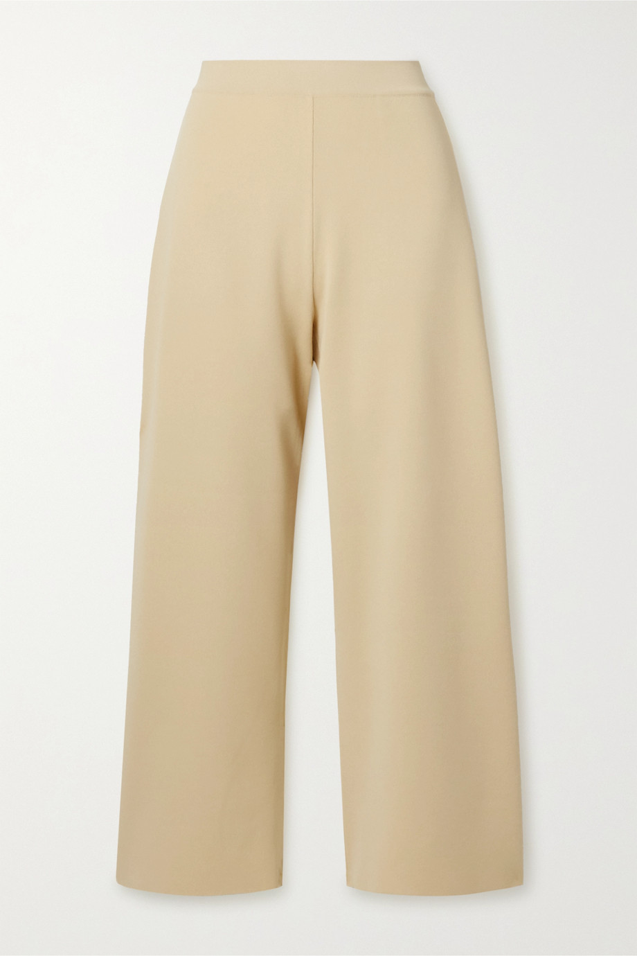 Stella McCartney + NET SUSTAIN stretch-knit culottes