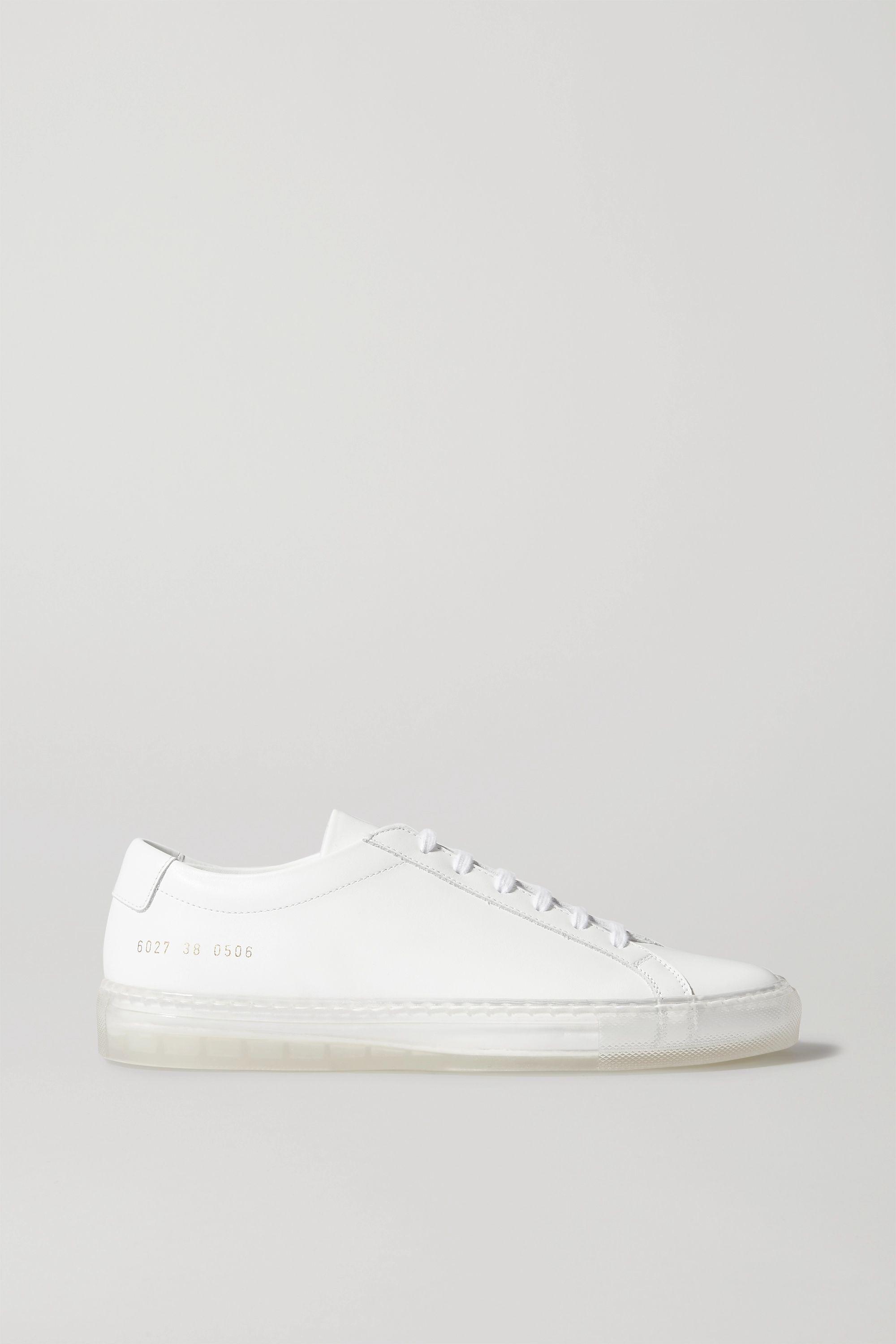White Original Achilles leather