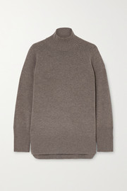 Cefinn Jemima mélange wool-blend sweater