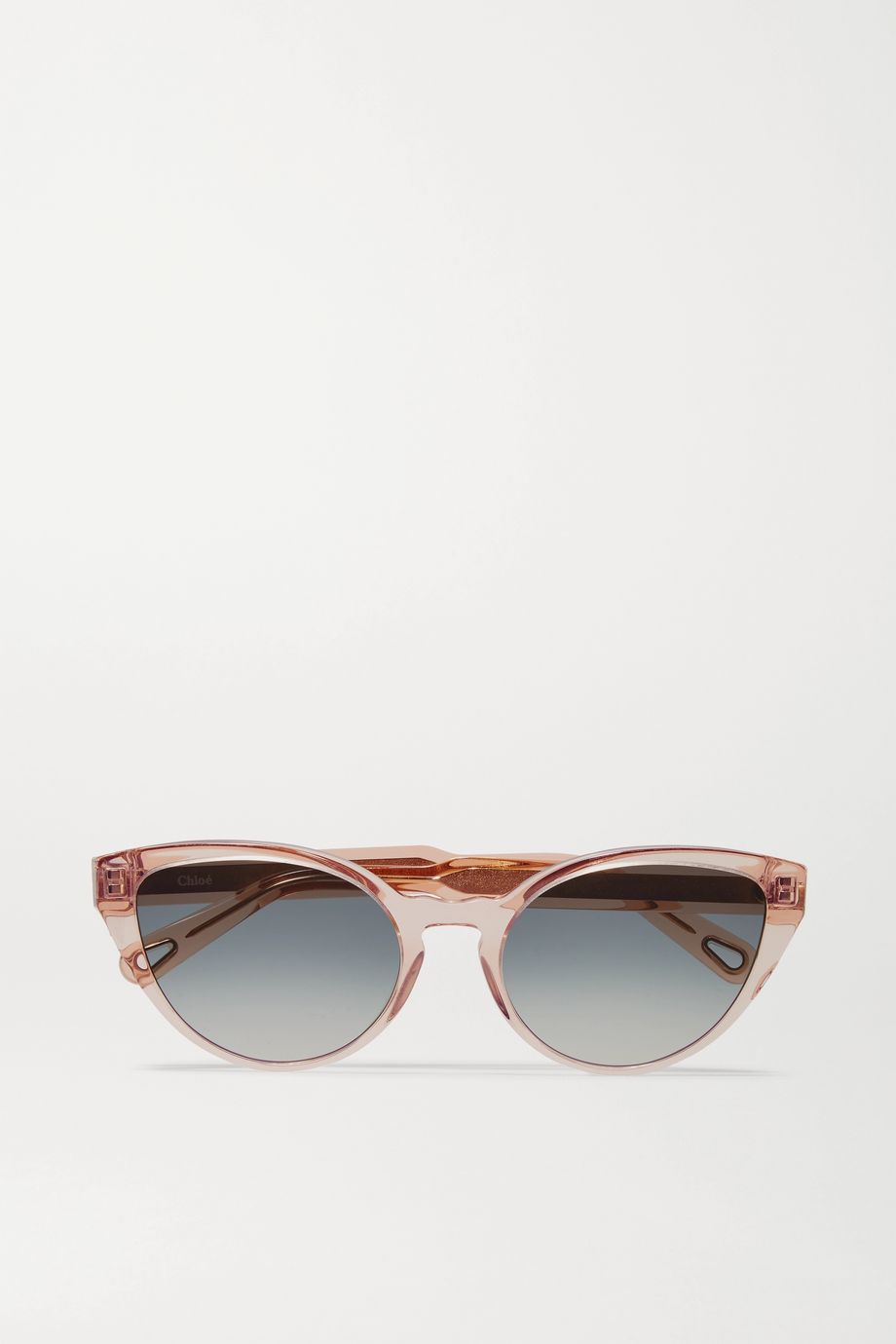 Chloé Willow Cat-Eye-Sonnenbrille aus Azetat