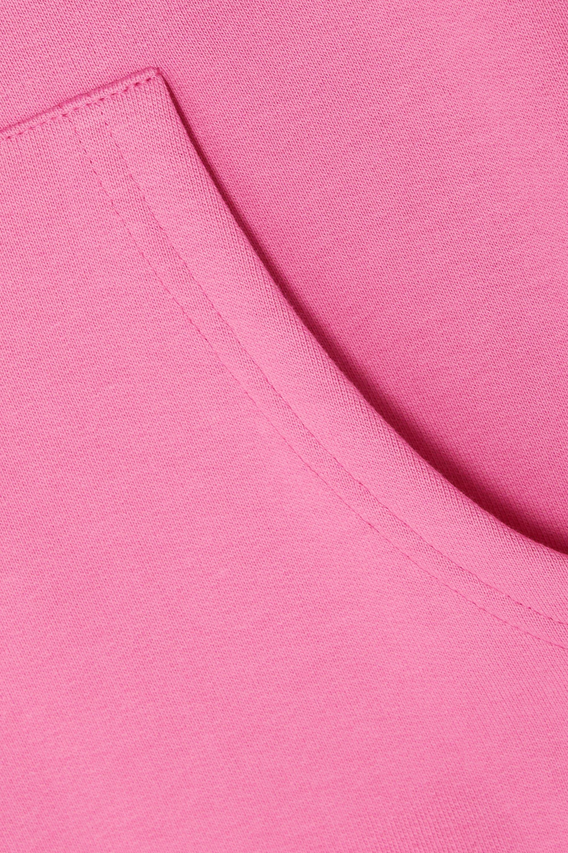 Paco Rabanne Sweat à capuche en jersey de coton imprimé