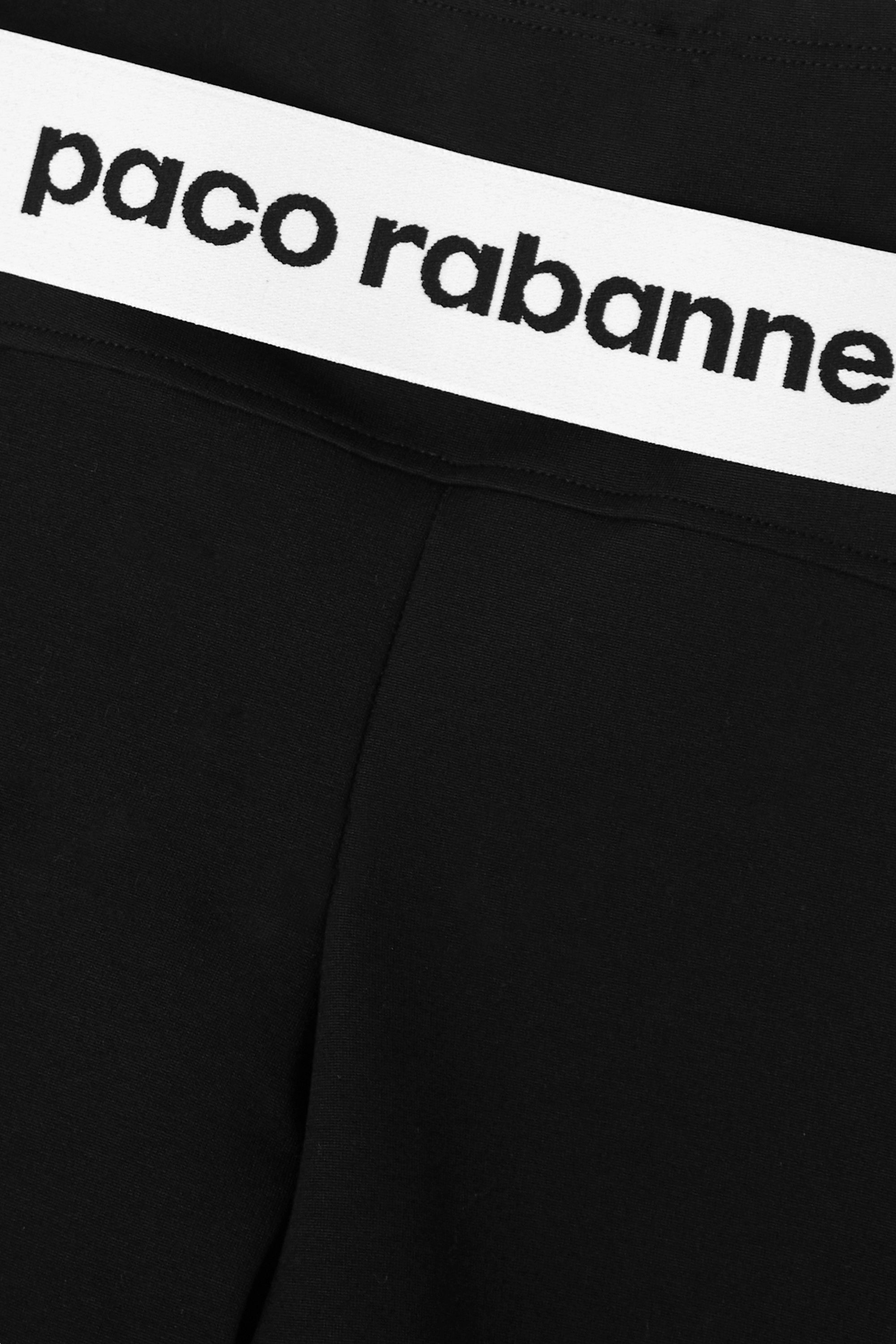 Paco Rabanne Short en jersey stretch imprimé Milano