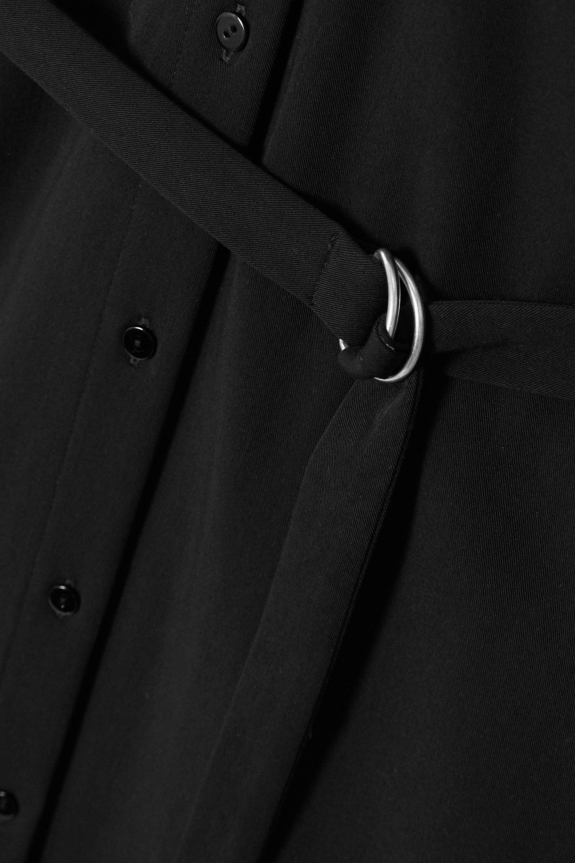 La Collection Irene stretch cotton-blend midi dress