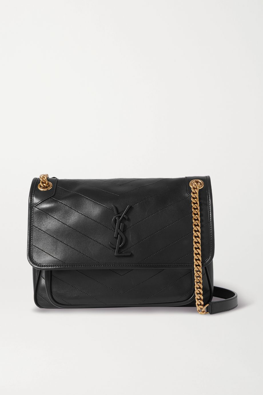 SAINT LAURENT Niki medium quilted leather shoulder bag