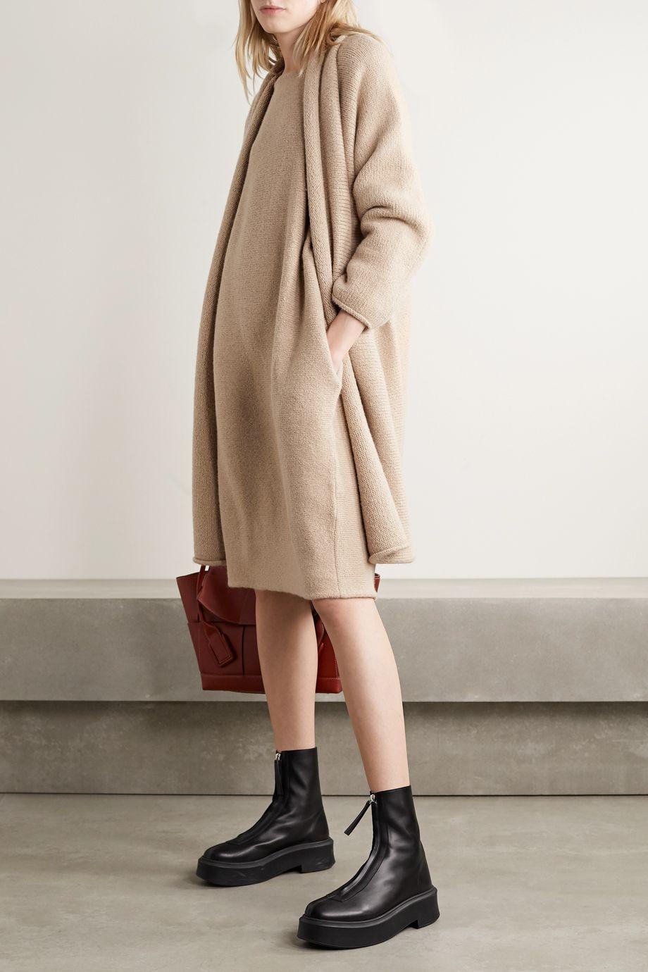 Lauren Manoogian Alpaca dress