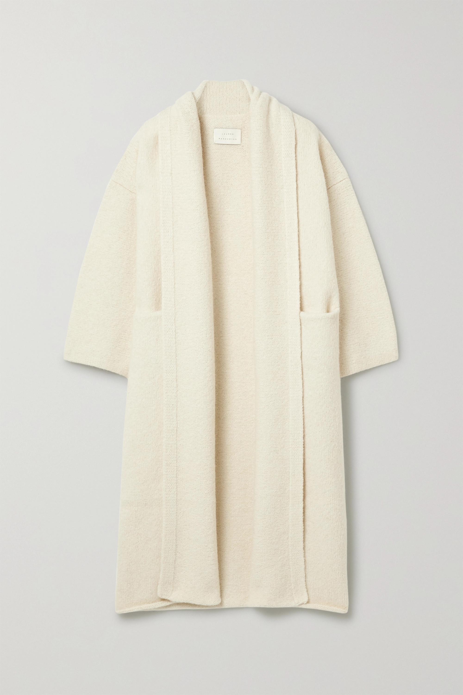Lauren Manoogian Long Shawl alpaca-blend cardigan