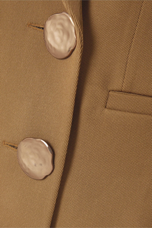 Petar Petrov Jimi double-breasted wool-twill blazer
