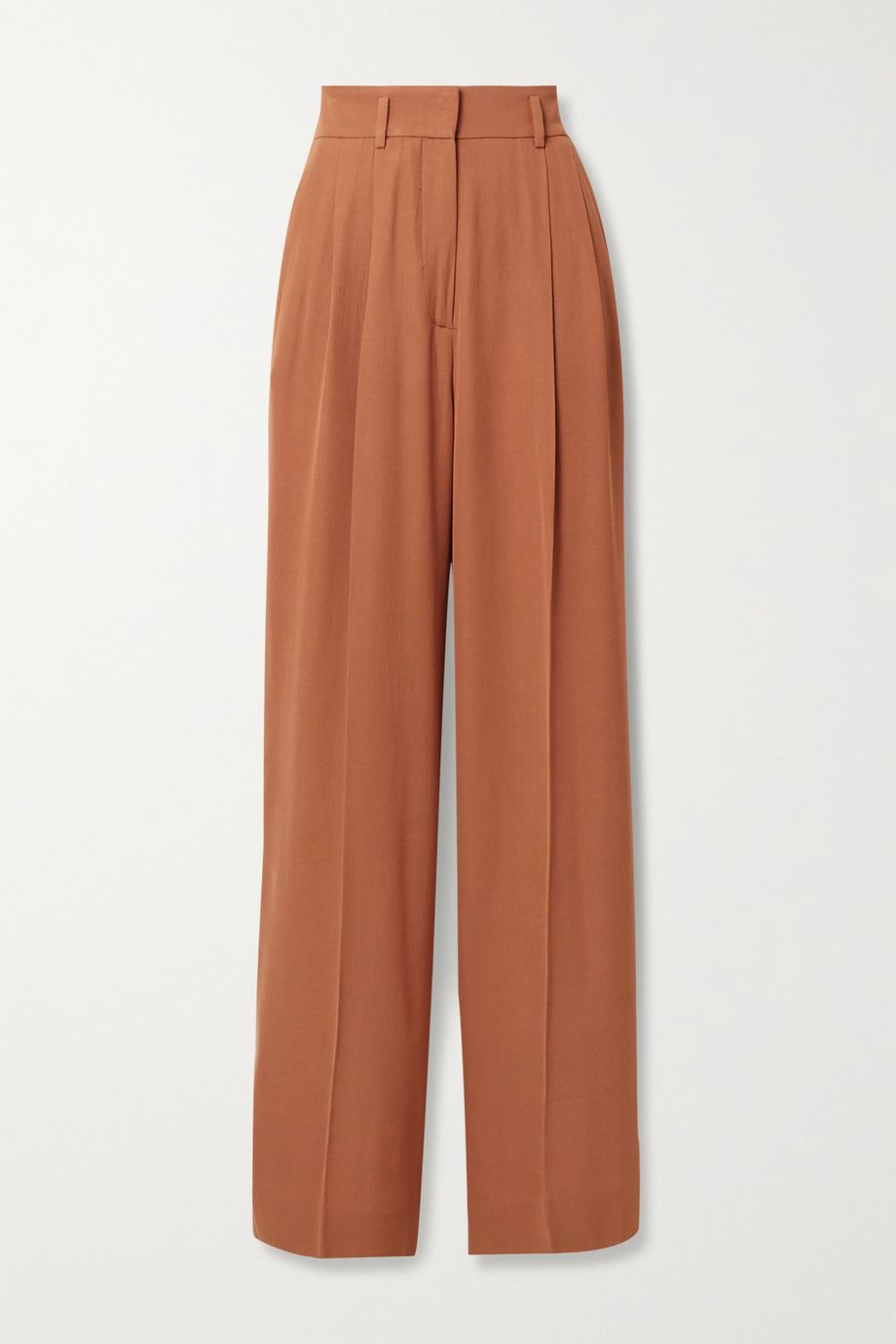 Petar Petrov Hector wool-blend wide-leg pants